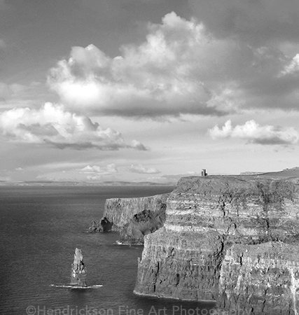 Cliffs of Moher by Hendrickson Fine Art photo