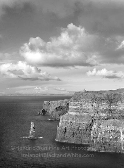 Cliffs of Moher by Hendrickson Fine Art photo