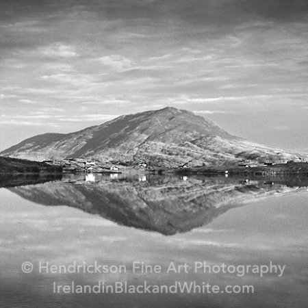 Connemara Lake Reflection by Hendrickson photo