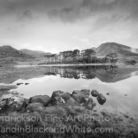 Derryclare Lough by Hendrickson Fine Art Photo