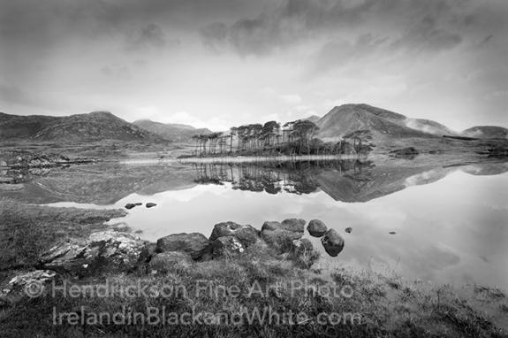 Derryclare Lough by Hendrickson Fine Art Photo