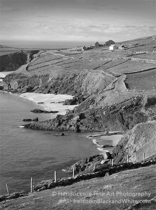 Dingle Peninsula Coastline, Ireland by Hendrickson Fine Art Photo