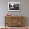Gap of Dunloe print framed