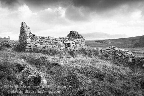 Forgotten Village Stone Cottage photo by Hendrickson Fine Art